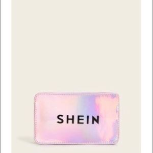 Metallic SHEIN Bag